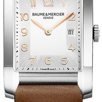 Baume & Mercier Hampton Steel 27mm Silver Arabic numerals United States of America, California, Moorpark