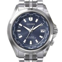 Citizen Steel 42mm CB0220-85L new