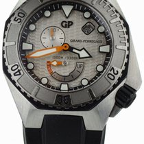Girard Perregaux Sea Hawk Steel 44mm White United States of America, Illinois, BUFFALO GROVE