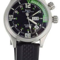 Ball Steel 42mm Automatic DM1020A-PAJ-BKGR pre-owned United States of America, Illinois, BUFFALO GROVE