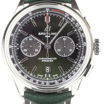 Breitling for Bentley Steel 42mm Green United States of America, Illinois, BUFFALO GROVE