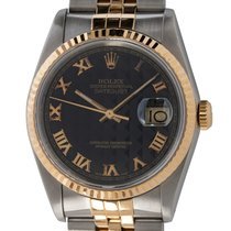 Rolex 16233 Gold/Steel 1989 Datejust 36mm pre-owned United States of America, Texas, Austin