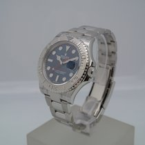 Rolex Yacht-Master 40 new 2020 Automatic Watch with original box and original papers 126622 blue