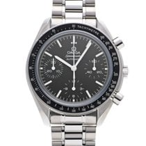 Omega Speedmaster Reduced Steel 39mm Black
