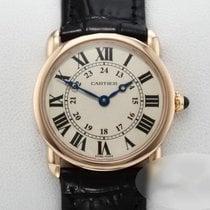 Cartier Ronde Louis Cartier Roségold 29mm Silber Arabisch Deutschland, München