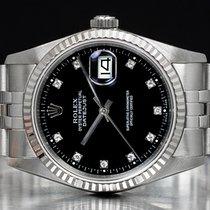 Rolex 16234 Acciaio 1989 Datejust 36mm usato Italia, Bologna