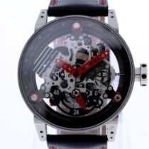 B.R.M pre-owned Automatic 50mm Grey Sapphire crystal 10 ATM