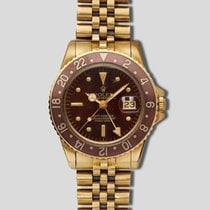 Rolex GMT-Master 1675 Very good Yellow gold 40mm