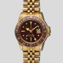 Rolex GMT-Master Yellow gold 40mm Bordeaux United States of America, New York, New York