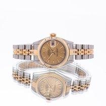 Rolex 79173 Or/Acier 2001 Lady-Datejust 26mm occasion