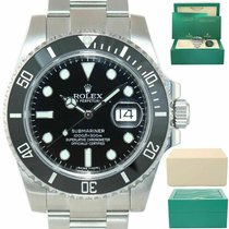 Rolex Steel 40mm Automatic Submariner Date new