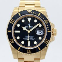 Rolex Yellow gold 40mm Automatic 116618LN new