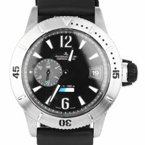 Jaeger-LeCoultre Master Compressor Diving GMT Titanium 46mm United States of America, New York, Lynbrook