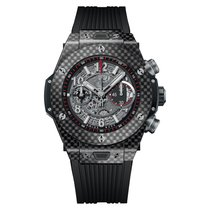 Hublot Carbono Automático Transparente Sin cifras 45mm nuevo Big Bang Unico