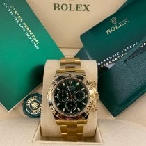 Rolex Yellow gold 40mm Automatic 116508 new