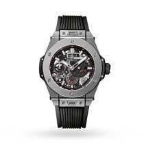 Hublot Big Bang Meca-10 Titanio 45mm Negro Sin cifras