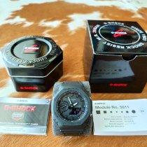 Casio G-Shock GA-2100-1A1ER Não usado Plástico Quartzo Portugal, Nogueira