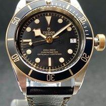 Tudor 79733N Gold/Steel 2020 Black Bay S&G 41mm new