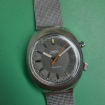 Omega Genève Steel 35mm Grey No numerals United States of America, New York, Piermont