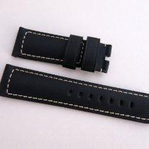Panerai Parts/Accessories男士手表/Unisex 5976新牛犊皮黑色
