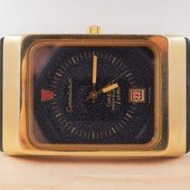 Omega Constellation Quartz Желтое золото 33mm