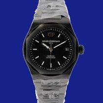Girard Perregaux Laureato Keramiek 42mm Zwart