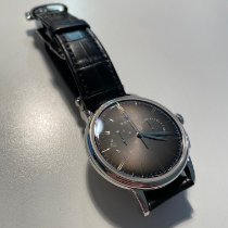 Zenith Elite Chronograph Classic Сталь 42mm Черный Без цифр