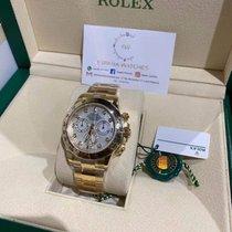Rolex Daytona 116508 Unworn Yellow gold 40mm Automatic