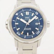 IWC Aquatimer Automatic Stahl 42mm