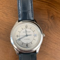 Jaeger-LeCoultre Master Control Date Steel 39mm Silver United States of America, Washington, Seattle