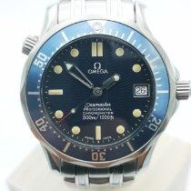 Omega Seamaster Diver 300 M 2551.80.00 Veldig bra Stål 36mm Automatisk
