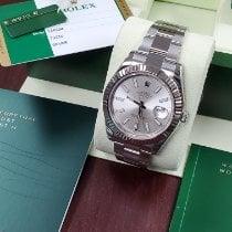 Rolex Datejust II 116334 Veldig bra Stål 41mm Automatisk