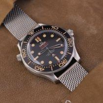 Omega 210.90.42.20.01.001 Титан 2020 Seamaster Diver 300 M 42mm новые