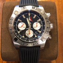 Breitling Chronomat 44 new Automatic Chronograph Watch with original box and original papers AB01104D/BC62/153S