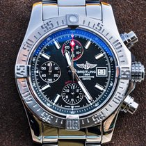 Breitling Avenger II Steel 43mm Black United States of America, Texas, Plano