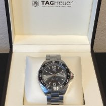 TAG Heuer Formula 1 Calibre 5 Steel 43mm Grey Arabic numerals United States of America, Washington, Port Orchard