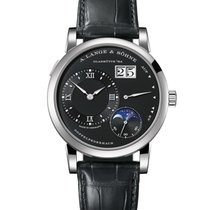 A. Lange & Söhne 192.029 White gold 2020 Lange 1 38.5mm new