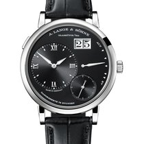A. Lange & Söhne Grand Lange 1 White gold 40.9mm Black Roman numerals