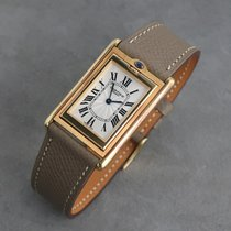 Cartier Tank (submodel) Or jaune Argent