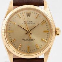 Rolex Oyster Perpetual 34 Gelbgold 34mm Gold Deutschland, Stuttgart