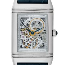 Jaeger-LeCoultre Platinum Manual winding 26mm pre-owned Reverso (submodel)