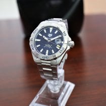 TAG Heuer Steel 43mm Automatic WAY2012.BA0927 pre-owned UAE, Dubai