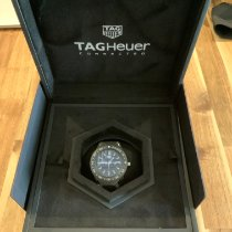 TAG Heuer Connected Титан 41mm Черный