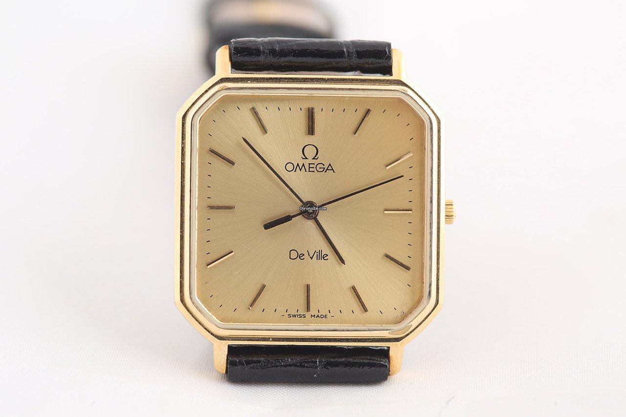 Omega De Ville Omega De Ville  Quartz Cal.1417 pre-owned