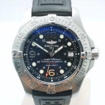 Breitling Superocean Steelfish Steel 44mm Black Arabic numerals