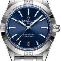 Breitling Damenuhr Chronomat 36mm Automatik neu Uhr mit Original-Box und Original-Papieren 2021