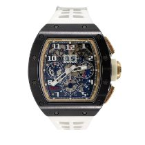 Richard Mille Ceramic Automatic Transparent Arabic numerals 49.9mm pre-owned RM 011