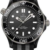 Omega Seamaster Diver 300 M 210.92.44.20.01.002 Nové Keramika 43.5mm Automatika