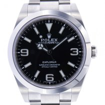 Rolex Explorer 214270 New Steel 39mm Automatic
