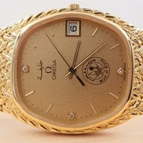 Omega Constellation Yellow gold 32mm Gold
